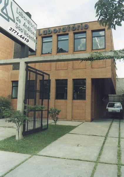 Laboratório de Análises São Vicente 1
